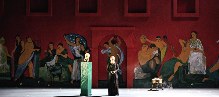L'incoronazione di Poppea, opéra de Monteverdi au festival Mémoires (Lyon)