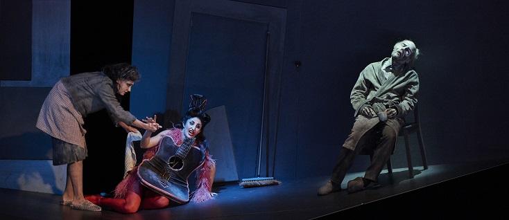 une soirée d'opéra Kurt Weill et Salvatore Sciarrino à Brunswick... bof bof !