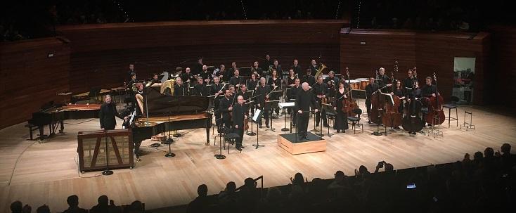 Ouverture Présences 2020 : George Benjamin dirige l'orchestre national de France