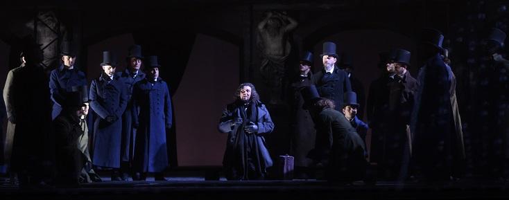 """Vincent Boussard met en scène """"I puritani"""" de Bellini à Liège"""