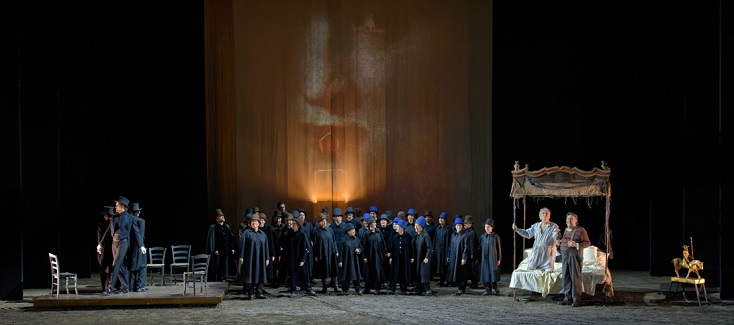 """Louis Désiré met en scène """"Don Quichotte"""" de Massenet à Saint-Étienne"""