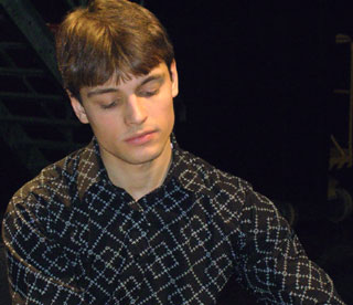 le jeune pianiste russe Ilia Rachkovski en récital au Conservatoire Rachmaninov