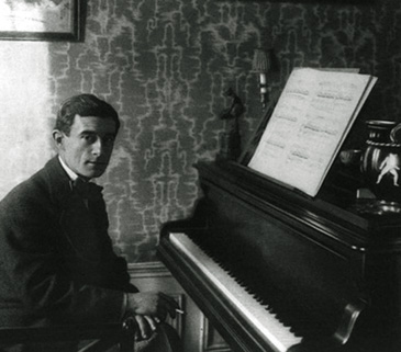 la musique pour piano de Ravel, par Alexandre Tharaud au Musée d'Orsay