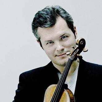 le grand violoniste Vadim Repin joue trois opus concertants le même soir