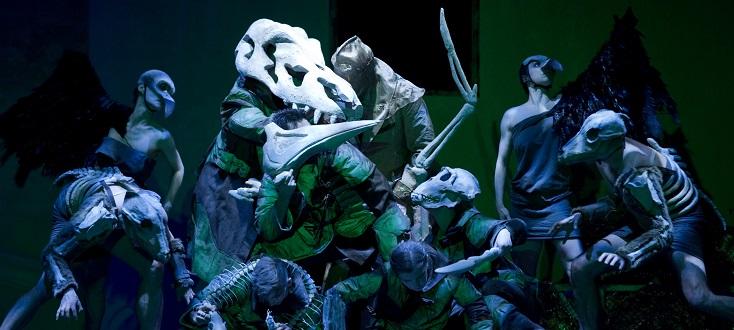 reprise du Ring (Wagner) de Rosamund Gilmore à l'Opéra de Leipzig