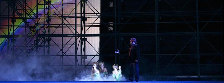 Das Rheingold, opéra de Richard Wagner