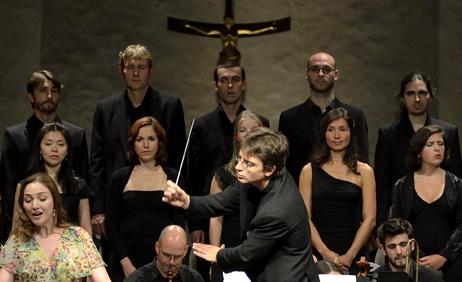 Jérémie Rhorer joue Haydn et Mozart au Gestival d'Ambronay
