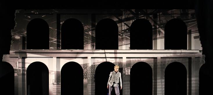 Rienzi, der letzte der Tribunen, opéra de Richard Wagner, à Bayreuth