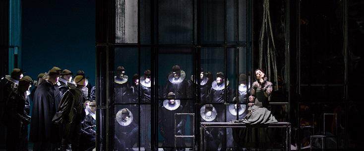 Elena Barbalich met en scène Rigoletto de Verdi à l'Opéra de Toulon