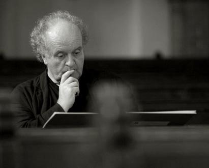 le compositeur Wolfgang Rihm dont Et Lux est joué au Festival d'automne à Paris