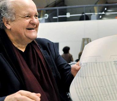 création française de Nähe fern de Wolfgang Rihm au festival Présences 2014