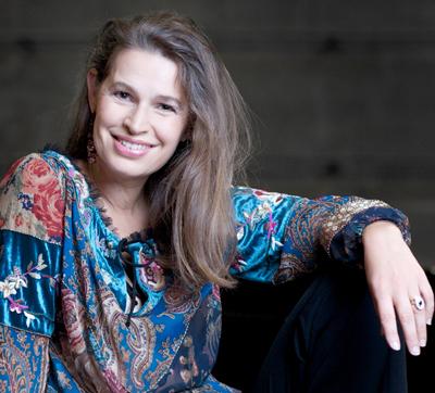le mezzo-soprano français Sophie Koch, photographié par Patrice Nin