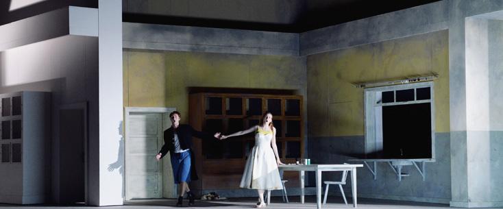 A village Romeo and Juliet (Frederick Delius) à l'Opéra de Francfort