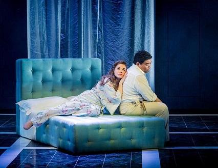 Olena Tokar et David Junghoon Kim sont les amants de Vérone vus par Gounod