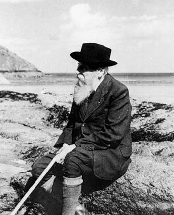 le compositeur breton Joseph-Guy Ropartz dont est joué l'opéra Le pays à Tours