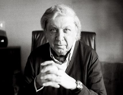 le compositeur argentin Carlos Roque-Alsina, né en 1941