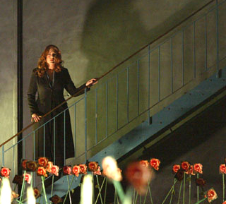 superbe Maréchale de Martina Serafin : Der Rosenkavalier (Strauss) à Nancy