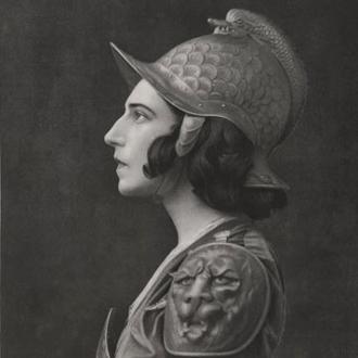 Ida Rubinstein, commanditaire et créatrice du rôle de Saint Sébastien (Debussy)