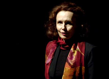 la compositrice finlandiase Kaija Saariaho en résidence à Strasbourg