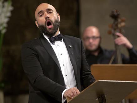 Alexandre le Grand, somptueux récital du contre-ténor Xavier Sabata