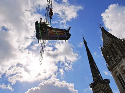 centenaire du Sacre du printemps à Rouen, un film de Franck Saint-Cast