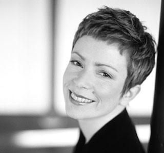 le mezzo-soprano allemand Christine Schäfer en Liederabend à Paris