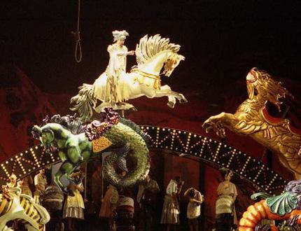 Der Schatzgräber, opéra rare de Schreker, à Francfort (photo Bettina Müller)