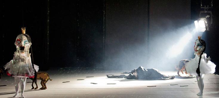 Schneewittchen, opéra d'Heinz Holliger