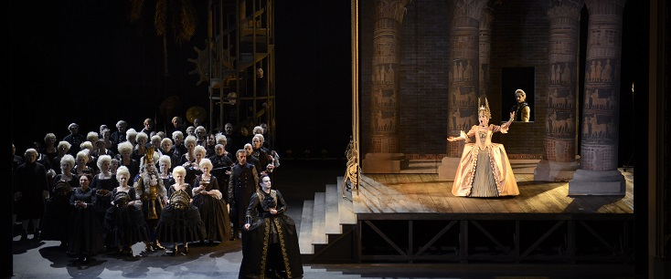 reprise de la Semiramide (Rossini) de Nicola Raab à l'Opéra de Saint-Étienne