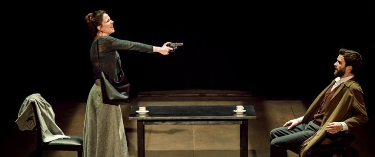 création mondiale de Senza sangue, nouvel opéra d'Eötvös, en Avignon (2016)