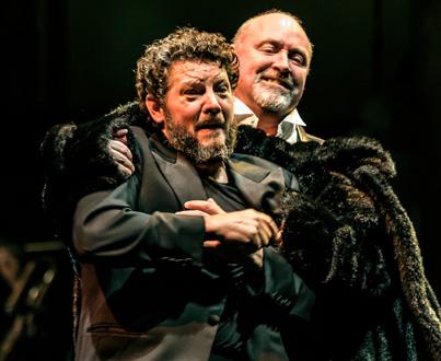 suite du Ring (Wagner) de Mumford à Londres : Siegfried