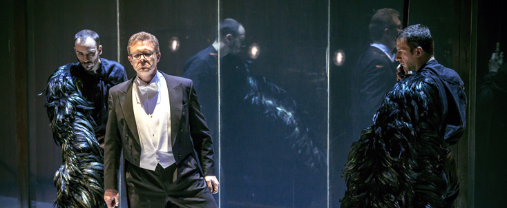Wotan et les corbeaux : Siegfried au MÜPA, Budapesti Wagner Napok 2014