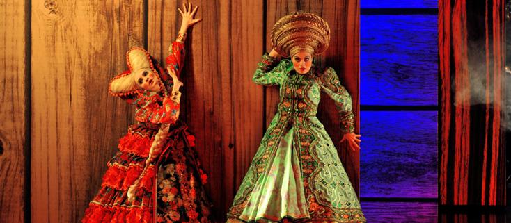 Trois sœurs, opéra de Péter Eötvös, à l'Opernhaus de Zürich