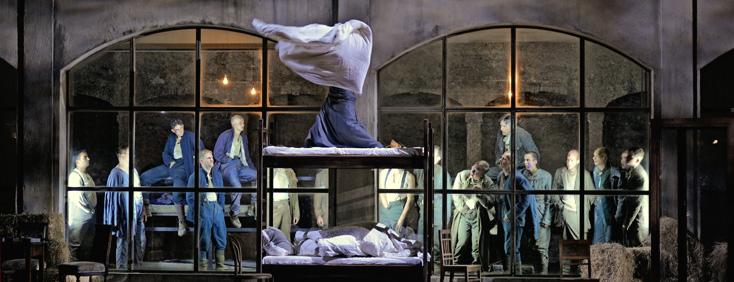 Die Soldaten, le trop rare opéra de Zimmermann, au Festival de Salzbourg 2012