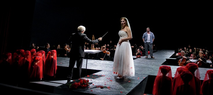 "À l'Opéra de Limoges, Sandrine Anglade met en scène ""Die tote Stadt"""