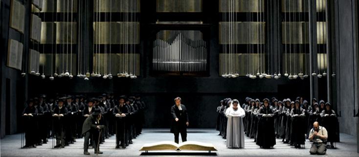 à Bilbao, reprise réussie du superbe Stiffelio (Verdi) de Guy Montavon