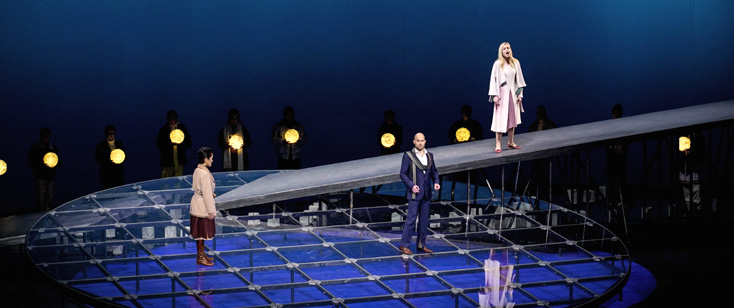 Staatsoper Hambourg : création mondiale de Stilles Meer, opéra d'Hosokawa