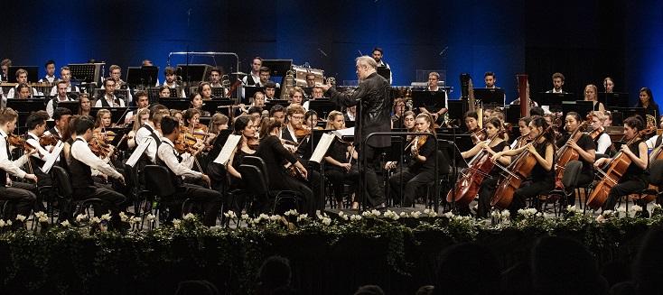 """Au Verbier Festival and Academy, Valery Gergiev dirige """"Die Frau ohne Schatten"""""""
