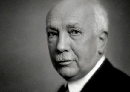 le compositeur bavarrois Richard Strauss