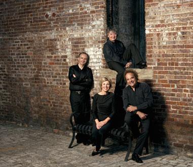 le Quatuor Takács joue Bartók, Janáček et Smetana