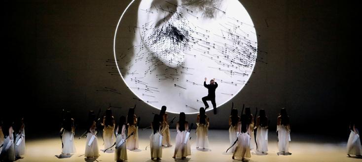Romeo Castellucci met en scène Tannhäuser de Wagner à la Bayerische Staatsoper