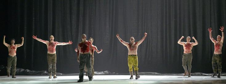 La Fenice (Venise) reprend l'atroce Tannhäuser (Wagner) de Calixto Bieito