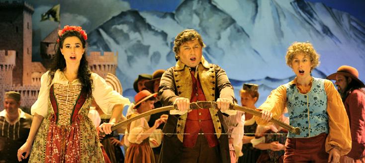 à Liège, l'Opéra Royal de Wallonie fait redécouvrir Guillaume Tell de Grétry