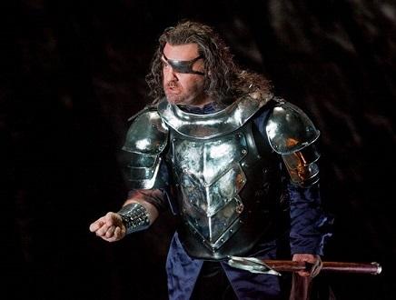 Bryn Terfel chante les adieux de Wotan, extrait de Die Walküre (Wagner)