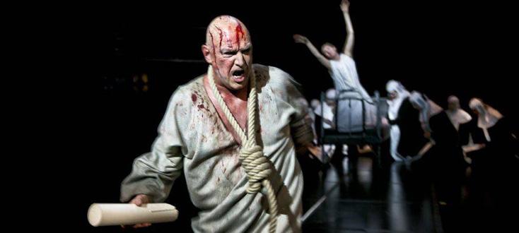 Die Teufel von Loudun, opéra de Krzysztof Penderecki