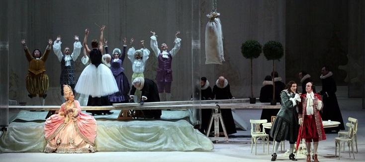 Un nouvel opéra de Salvatore Sciarrino à La Scala de Milan (26 novembre 2017)