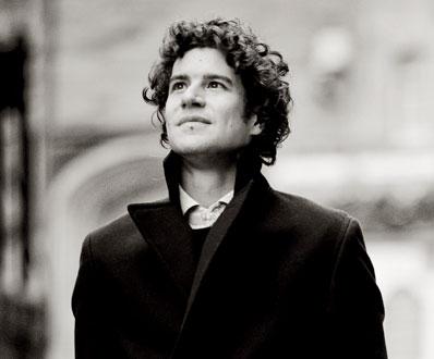 le jeune che Robin Ticciati dirige l'Orchestre national de France : beau concert