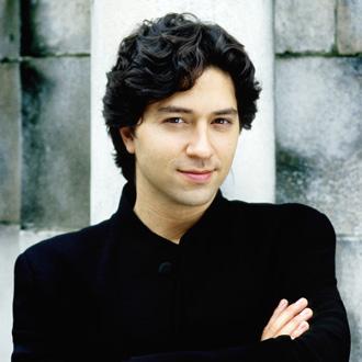 le jeune pianiste argentin Sergio Tiempo