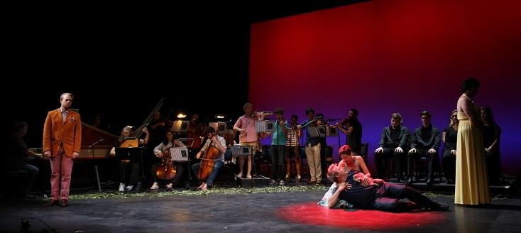 AU Buxton Festival, résurrection de la Tisbe de Giuseppe Brescianello