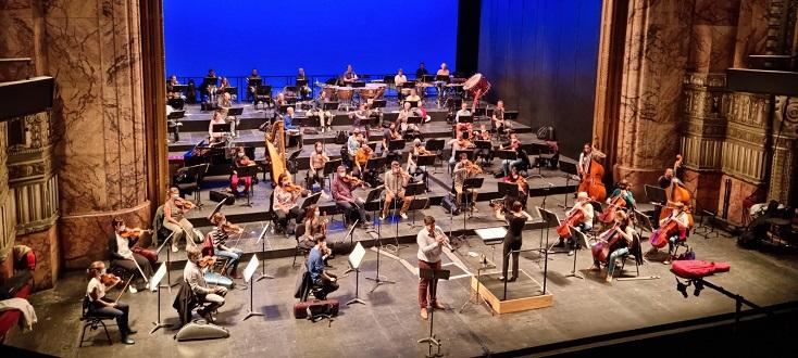 L'Orchestre Philharmonique de Marseille rend hommage à Henri Tomasi